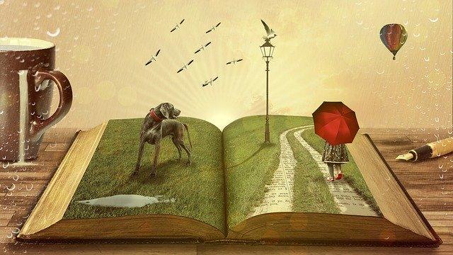 knižný príbeh